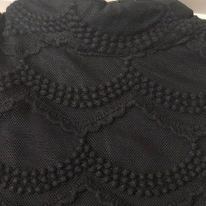lenni the label Pants - Lenni The Label Lace Black Stoned Romper